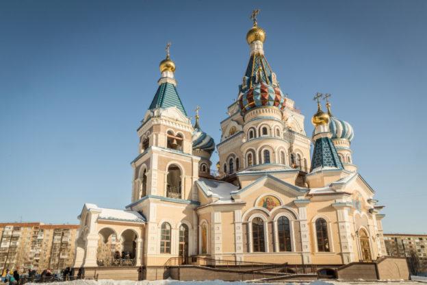 Один из красивейших храмов города Ижевска отметил свой престольный праздник